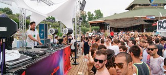 Mobilee Pool Session at Fact Music Pool Series