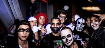 PHOTOS ALL SAINT´S DAY at THE WAREHOUSE